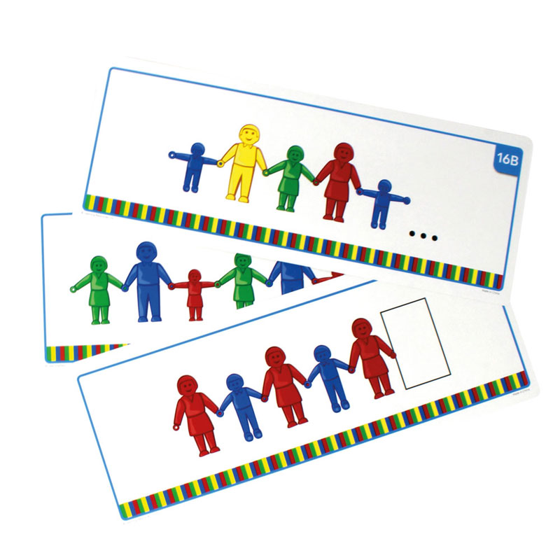 Connecting People Double-Sided Activity Cards - LSP3158-UKM