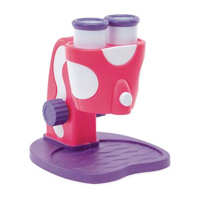 GeoSafari Jr. My First Microscope in Pink - EI-5112-P