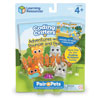 Coding Critters Add-On: Pair-A-Pets Adventures - with Pouncer & Pearl - LER3091