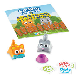Coding Critters Add-On: Pair-A-Pets Adventures - with Pouncer & Pearl
