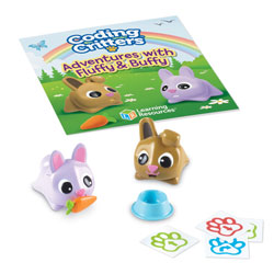 Coding Critters Add-On: Pair-A-Pets Adventures - with Fluffy & Buffy