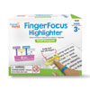 Fingerfocus Highlighters Small Group Set - by Hand2Mind