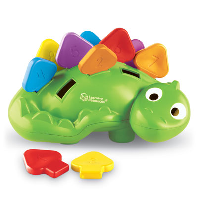 Steggy the Fine Motor Dino - by Learning Resources - LER9091