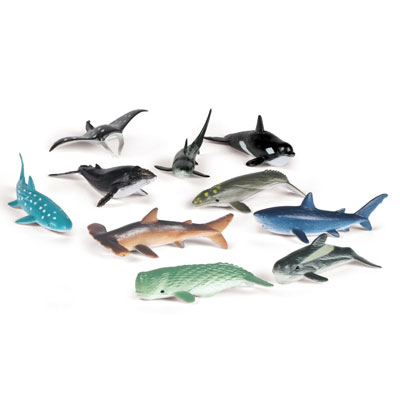 Ocean Counters - Set of 50 - by Learning Resources - LER0799
