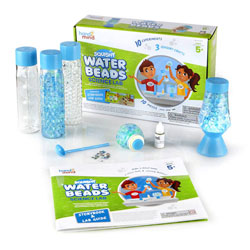 Squishy Water Beads Science Lab