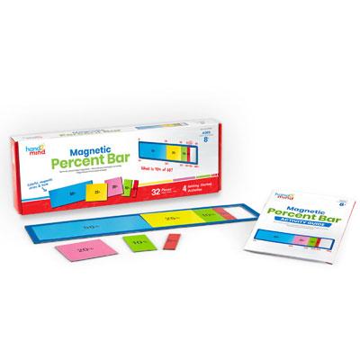 Magnetic Demonstration Percent Bar - H2M92431