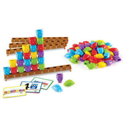 1-10 Counting Owls Class Set - by Learning Resources - LER7752