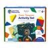 Foam Tangram Activity Set - Set of 23 Pieces - by Learning Resources - LSP0413-UK