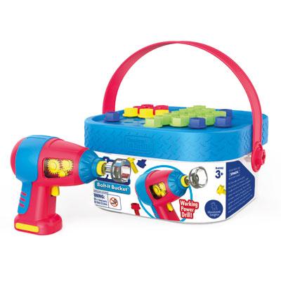 Design & Drill Bolt-It Bucket - by Educational Insights - EI-4145