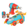 Design & Drill Bolt Buddies Race Car - by Educational Insights