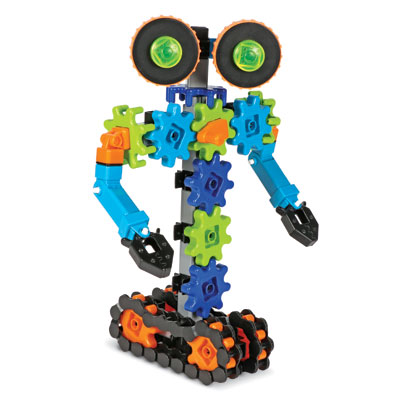 Gears! Gears! Gears! Robots in Motion - by Learning Resources - LER9228