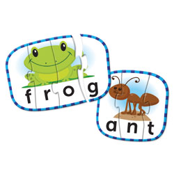 Spelling Puzzle Cards - by Learning Resources