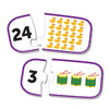 Counting Puzzle Cards - by Learning Resources - LER6087