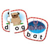 3-Letter Word Puzzle Cards - by Learning Resources