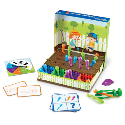 Wriggleworms! Fine Motor Activity Set - by Learning Resources - LER5552