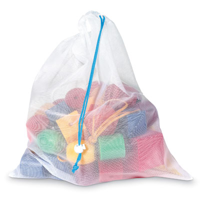 Mesh Washing Bags - Set of 5 - by Learning Resources - LER4365
