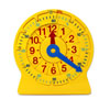 24-Hour Demonstration NumberLine Clock - Approx 33cm - Magnetic - H2M92382
