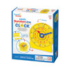 24-Hour Student NumberLine Clock - Approx 11cm - H2M92290