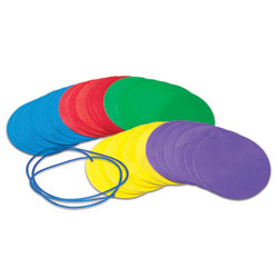 Social Distancing Discs - Set of 30 - by Learning Resources