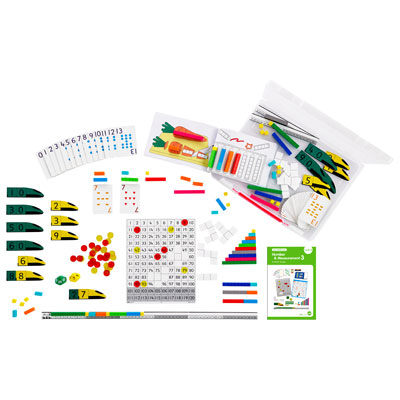 Early Maths 101 To Go - Number & Measurement - Level 3 - CD54137