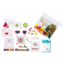 Early Maths 101 To Go - Geometry & Problem Solving - Level 2