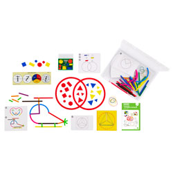 Early Maths 101 To Go - Geometry & Problem Solving - Level 3