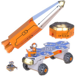 Circuit Explorer Rocket - by Educational Insights
