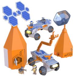Circuit Explorer Rover - Mission: Motion - by Educational Insights