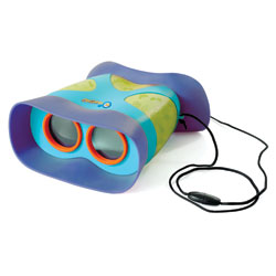 GeoSafari Jr. Kidnoculars in Turquoise/Purple - by Educational Insights