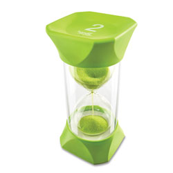 Jumbo Sand Timer - 2-Minute (Green) - by Hand2Mind