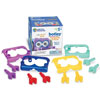 Botley Colour Faces Pack - Set of 4 - by Learning Resources - LER2953