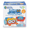 Botley 2.0 Colour Wraps Pack - Red & Silver - by Learning Resources - LER2954