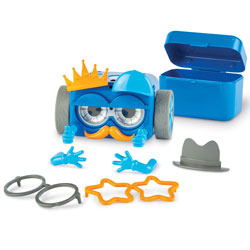 Botley 2.0 Costume Party Kit - Set of 13 Pieces - by Learning Resources