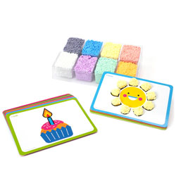Playfoam Shape & Learn Counting - by Educational Insights