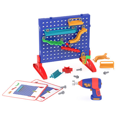 Design & Drill Marble Maze - by Educational Insights - EI-4105