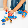 Design & Drill Bolt Buddies Police Motorcycle - by Educational Insights - EI-4190