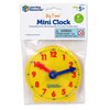 Big Time Mini Clock - by Learning Resources - LER3675