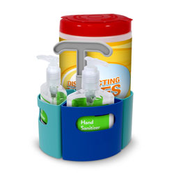Create-a-Space Sanitiser Station - by Learning Resources