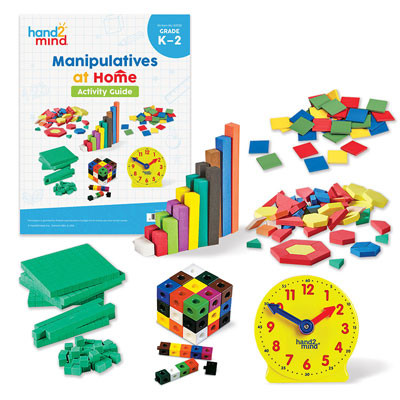 Take-Home Manipulative Kit (Ages 5-7) - H2M93538
