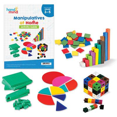 Take-Home Manipulative Kit (Ages 8-10) - H2M93539