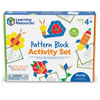 Pattern Block Activity Set - by Learning Resources - LER6134