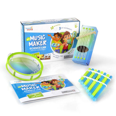 Diy Music Maker Science Lab - by Hand2Mind - H2M92393