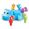 Huey the Fine Motor Hippo - by Learning Resources