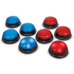 Team Answer Buzzers (Set of 8) - by Learning Resources
