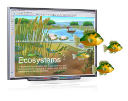 SMART Board 600 Series Ecosystems