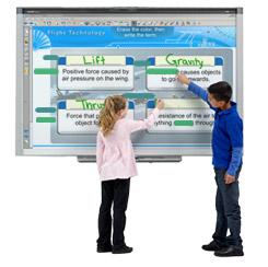 SMART Board 800 series interactive whiteboard